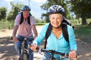 Komfort jazdy za sprawa doboru odpowiedniego roweru.